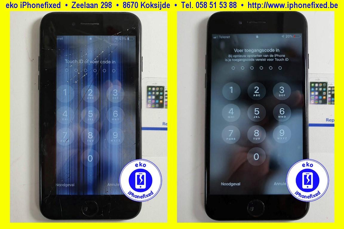 Apple-iPhone-7-zwart-scherm-glas-vervangen-2