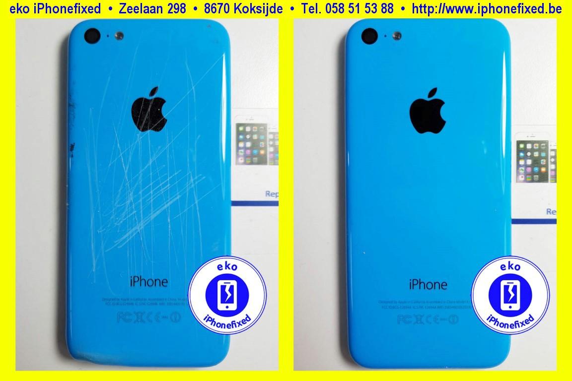 apple-iPhone-5c-achterkant-behuizing-vervangen-te koksijde-1