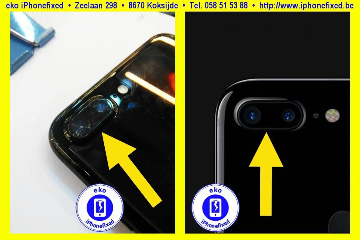 apple-iPhone-8-plus-achterkant-glas-camera-behuizing-vervangen-1