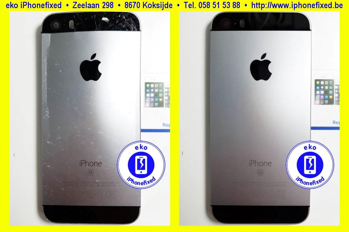 apple-iPhone-se-achterkant-behuizing-vervangen-te koksijde-1