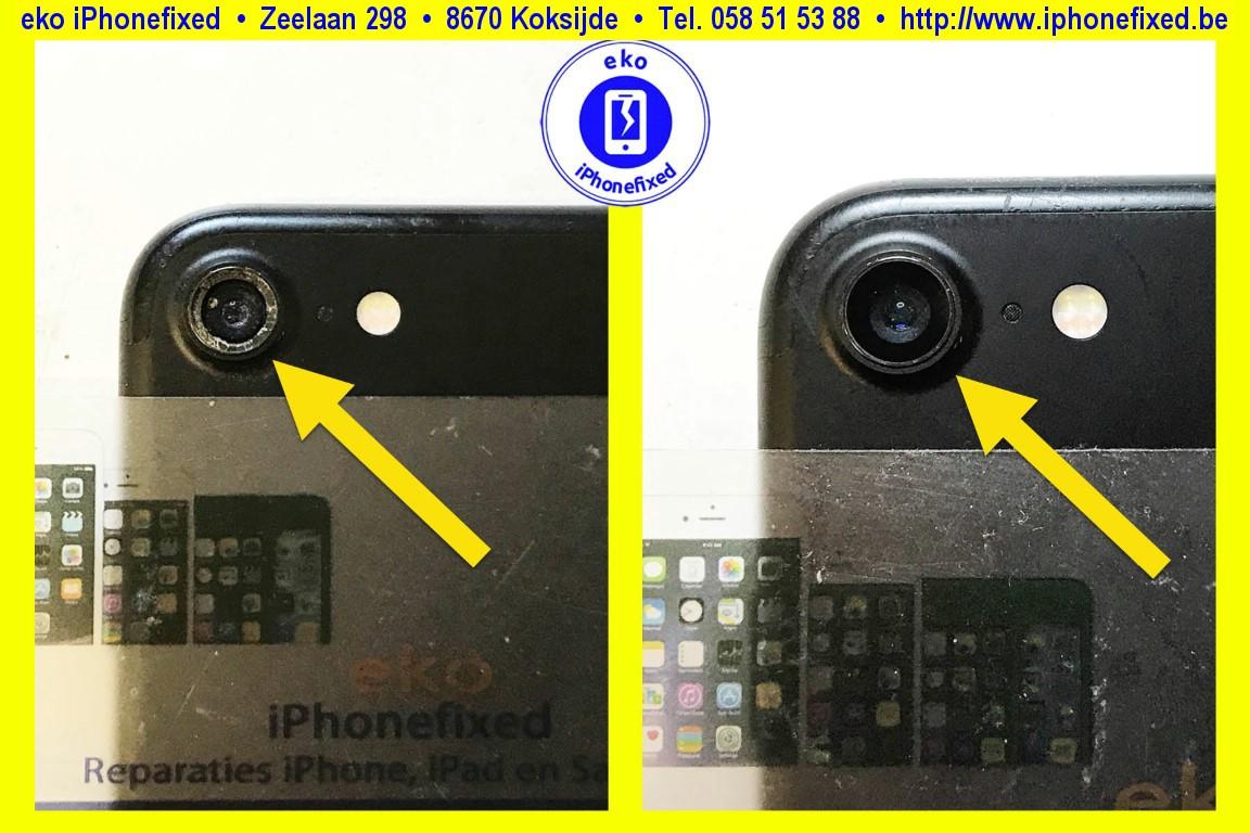 apple-iPhone-xr-achterkant-glas-camera-behuizing-vervangen