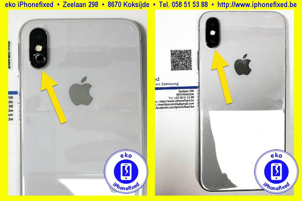 iPhone-x-achterkant-glas-camera-behuizing-vervangen-1