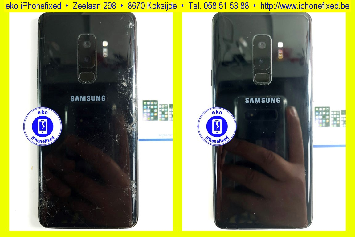 samsung-galaxy-s9-plus-achterkant-glas-vervangen eko iphonefixed-8