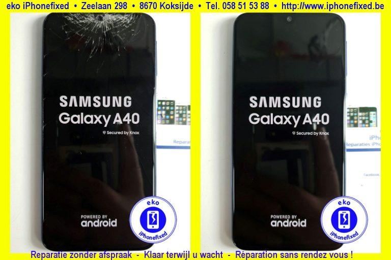 samsung-galaxy-a40-scherm-reparatie-glas-vervangen-koksijde-bad-81