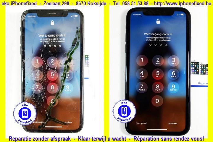Apple iPhone xr scherm reparatie koskijde-bad_2