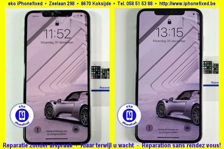 iPhone 11 pro max scherm reparatie koskijde_1