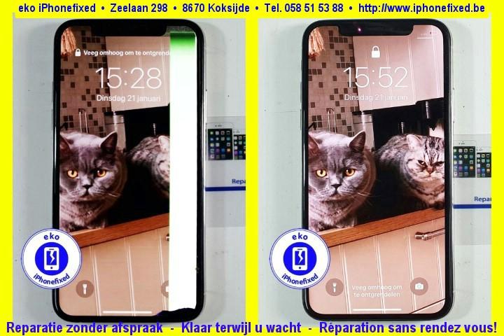 iPhone 11 pro scherm reparatie koskijde_1