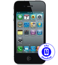 iPhone 4 reparatie koksijde bad