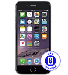iPhone 6 plus reparatie koksijde bad