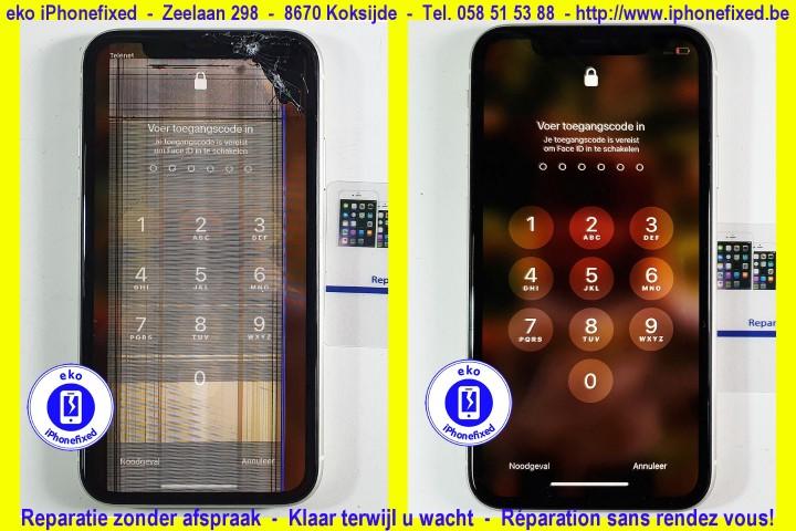 iPhone xr scherm reparatie koskijde-bad_13