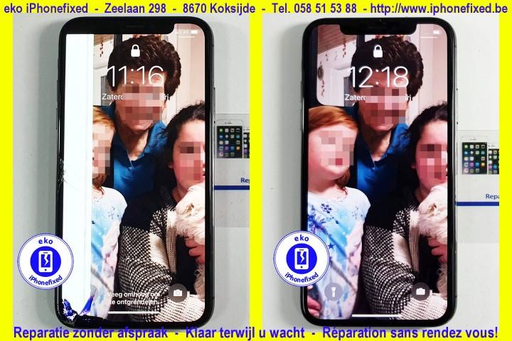 iPhone xs schermreparatie koskijde-bad_8