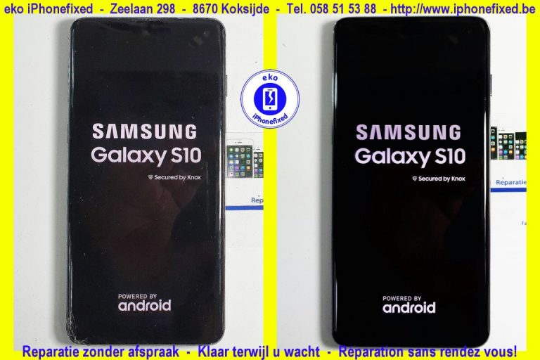 Samsung galaxy s10 scherm reparatie koskijde-bad_8
