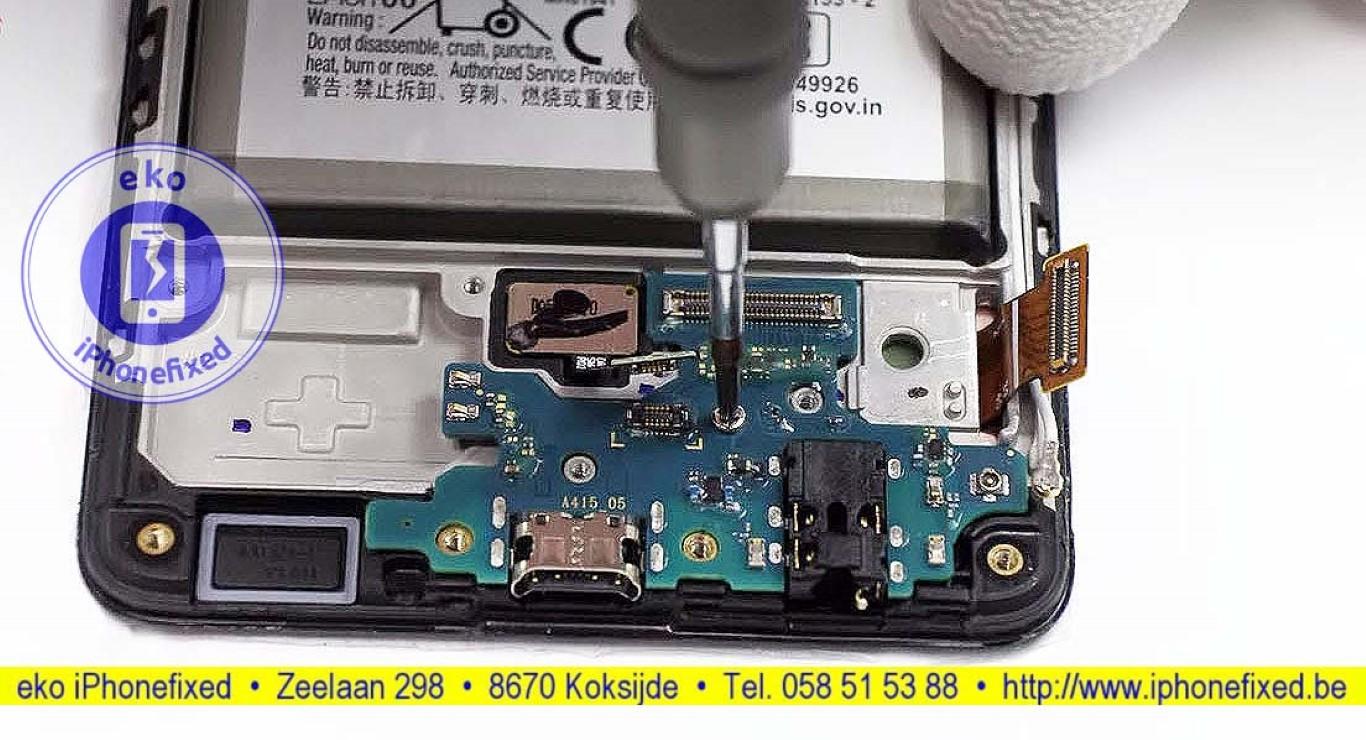samsung-galaxy-a41-2020-sm-a415f-fpc-laadconnector-reparatie